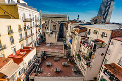 Barcelone (guillaumejulien35) Tags: wideangle ville urban façade eos5d canon barcelone barcelona espagne catalogne