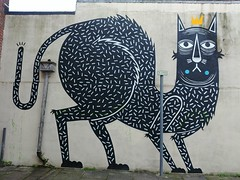 King of the Cats, Joachim, North Pallant, Chichester (f1jherbert) Tags: lgg6 lg g6 lgelectronicslgh870 lgelectronics lgh870 electronics h870 kingofthecatsjoachimnorthpallantchichester kingofthecatsjoachimnorthpallant kingofthecatsjoachim northpallantchichester king cats joachim north pallant chichester street art
