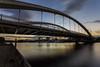 Walton Bridge at Dusk