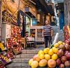 Jerusalem Streets (magpiedom) Tags: jerusalem holyland bazaar oldcity market markets trinkets stalls shops shopkeepers windystreets busy deals nikond5300 tokina1120f28