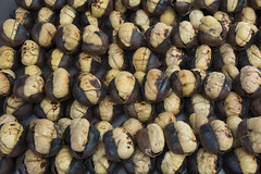 Chestnut (Kirlikedi) Tags: barbecue cookies cooking fried kebab seed shell snack stall streetfood turkey vegetables