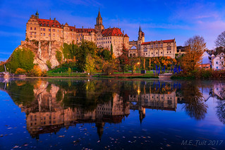 Schloss Sigmaringen @ Twilight