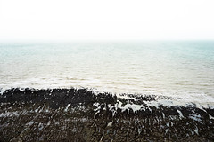 Birling Gap Seascape (Jenny.Lawrence) Tags: landscape seascape sea nature muted colours sony sonyalpha 35mm