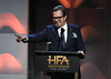 Honoree Gary Oldman accepts the Hollywood Career Achievement Award onstage during the 21st Annual Hollywood Film Awards at The Beverly Hilton Hotel on November 5, 2017 in Beverly Hills, California. (Photo by Kevin Winter/Getty Images)