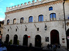 Palace of the People (1304-1308) at Assisi (Carlo Raso) Tags: umbria assisi palace gothic