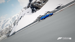 Momentum (Mr. Pebb) Tags: side panning scenery snow blue bluesky clouds cloud bluecar car front nissan skyline skylinegtrvspec r34 stockshot asian japanese fourseater twodoor awd allwheeldrive 4wd frontengined turbocharged videogame racinggame racegame xbox xboxone ms microsoft turn10 t10 forza forzaseries forzamotorsport7 fm7 forza7 photomode screenshot screencapture