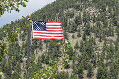 20170831-131844 (fritzmb) Tags: colorado event keyword lakegeorge northamerica place source sourcefritzmb usa descriptor flag landscape mountain nature object public vacation