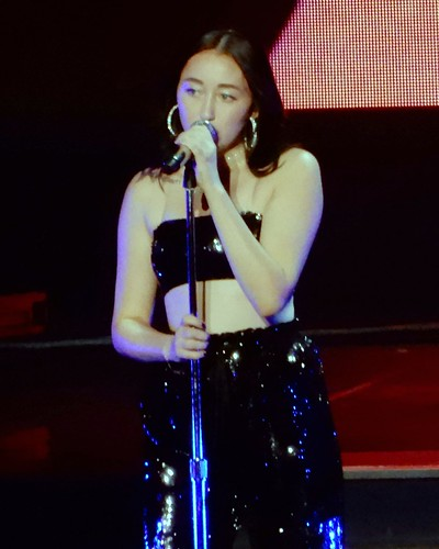 Noah Cyrus Opening for Katy Perry at Madison Square Garden