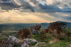 Vista dal Castello dei Conti d'Aquino, R (daniele.fedele) Tags: paesaggio roccasecca