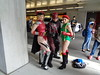 NYCC 2017 10-7-17 (77) (Comic Con Culture) Tags: newyorkcomiccon nycc newyorkcomiccon2017 nycc2017 nyc javitscenter newyork newyorkcity bison daredevil cammy marvel netflix cosplay costume capcom streetfighter