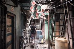 Mumbai - Bombay - Dharavi slum tour-15