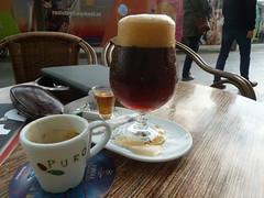 Bockbeer & Espresso together make a perfect match (JoséDay) Tags: beersilove bier bière bockbier bierkoffie beercoffee beer coffeebeer