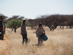 P9270267 Mum feeding the animals (Joanna P Dale) Tags: marricksafari olympus omdem1 35mmmacro 35mmzuiko