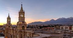 Arequipa, Peru (Maria_Globetrotter) Tags: peru dscf0382armin unesco world heritage site
