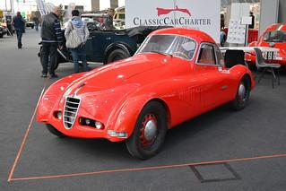 Fiat 508C by Siata