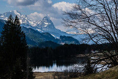 Majestic (*Capture the Moment*) Tags: 2017 barmsee bavaria bayern berge clouds deutschland elemente germany himmel lake lakebarmsee landschaften mountains reflection reflections reflexion see sky sonya77 sonyalpha77 spiegelung wasser water wetter wolken cloudy wolkig