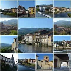 French journey - Part XX (Pedro Nuno Caetano) Tags: fdsflickrtoys france saintgirons saintlizier pyrenees journey mosaic