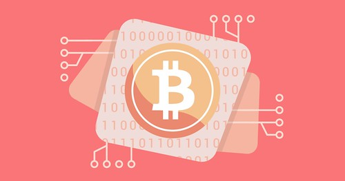 Bitcoin Blockchain Technology by BeatingBetting, on Flickr