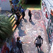 North side of the Free Expression Tunnel circa 1999.