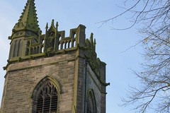 StLukes (Tony Tooth) Tags: nikon d7100 tamron 2470mm tower churchtower victorian victorianarchitecture gothicrevival leek staffs staffordshire anglican