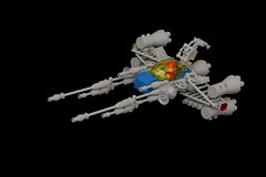 Star Stinger (pasukaru76) Tags: canon100mm lego space classic ncs starfighter vicviper nnovvember nnovvember2017 moc