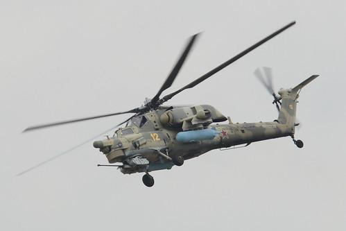 Mil Mi-28N 'RF-92130 / 12 yellow'