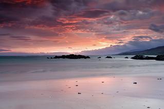 Pink-orange Sunrise