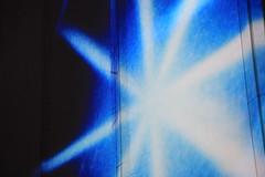 Étoile bleue (Blue Star) (JB by the Sea) Tags: montreal montréal quebec québec canada september2017 urban publicart videoinstallation expo67live quartierdesspectacles placedesarts nationalfilmboardofcanada expo67