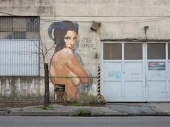 Capricorn (aestheticsofcrisis) Tags: street art urban intervention streetart urbanart guerillaart graffiti postgraffiti buenos aires bsas argentina la boca barracas