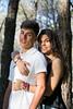 DSC_0512 (Santos98___) Tags: pareja arbol bosque negro blanco marron verde campo duo pelo vaquero jean denim pantalon cuero contraluz