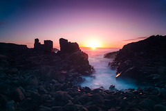 Tide of light (elpolodiablo) Tags: pentax k1 seascape faj 1835 landscape long exposure bombo kiama