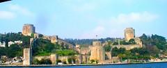 Rumeli Fortress Istambul (Sergiu St. O.) Tags: fortress istambul bosfor turkey