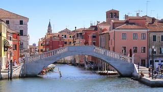 The city balcony of Chioggia