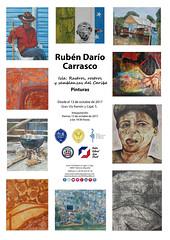 """Inauguración de la exposición de pinturas de Rubén Darío Carrasco • <a style=""""font-size:0.8em;"""" href=""""http://www.flickr.com/photos/136092263@N07/37010108043/"""" target=""""_blank"""">View on Flickr</a>"""