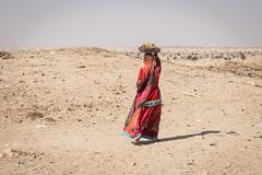 Rajasthan - Jaisalmer - Desert Safari traditional villiage-7