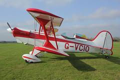 E.A.A Acrosport 2 G-VCIO (Old Buck Shots) Tags: egsv dm