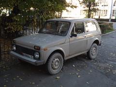Lada Niva (Norbert Bánhidi) Tags: kyrgyzstan bishkek бишкек car vehicle lada лада vaz ваз was kirghizia kirgizia kirgisistan kirgistan kirgisien kirguistán kirguizistán kirguisia kirghizistan kirghizie chirghisia kirghisia quirguistão quirguizistão quirguízia kirgizië киргизия kirgizisztán kirgízia кыргызстан qırğızstan bischkek biskek bichkek biškek bisqueque bisjkek бішкек