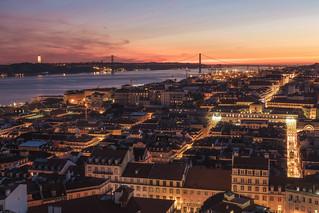 Portugal - Lisbon Skyline