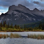 I Don't Think I Will Ever Tire of Seeing Mount Rundle! (Banff National Park) thumbnail