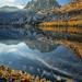 Autumn Morning at Silver Lake