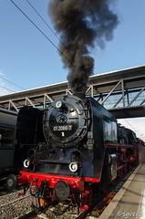 _SVG3090 (giver40 - Sergi) Tags: fum locomotoradevapor göppingen badenwürttemberg alemania ima marklintage railway train smoke