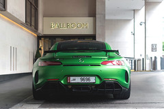 GTR (Beyond Speed) Tags: mercedes benz amg gtr supercar supercars car cars carspotting nikon v8 green spoiler automotive automobili auto hotel