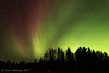 Across the Universe (Timo Halonen) Tags: revontulet night yö nikon dx d5200 isokylä laihia ostrobothnia finland borealis composition