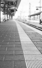 remote future (mripp) Tags: art kunst vintage retro old black white ferne away future zukunft wahl 2017 bundestagswahl orientierung orientation leica m10 summicron 50mm railway station bahnhofstrasse mobility mobile mobilität zukunftsangst