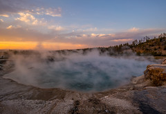DSC01937 (captured by bond) Tags: excelsiorgeyser yellowstone hot steam capturedbybond