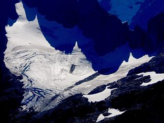 The Cache Col Glacier's got the blues (jaisril) Tags: glacier abstract cachecol northcascades washingtonstate sahalearm