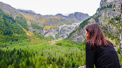 Wycieczka do Mazeri. Monika. (Tomasz Bobrowski) Tags: wspinanie mountains gruzja kaukaz góry mazeri svaneti caucasus georgia climbing