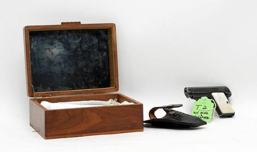 Colt 25 Caliber Pocket Pistol w/MOP Grips ($476.00)