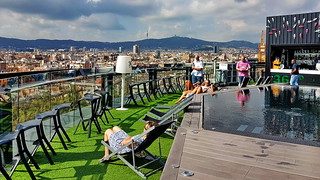 360º Panorama Roof Terrace & Pool