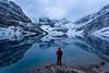 Into a new world (Wei, Willa) Tags: mcarthurlake lakeohara canada canadianrockymountains